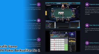 Grafik Game IDN Poker Berkualitas No 1